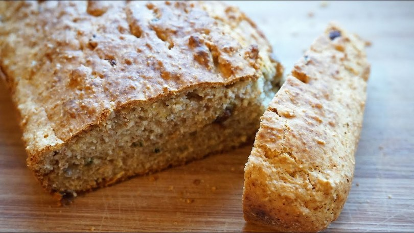 Хлеб без муки и дрожжей?!