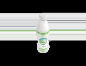 Молоко «Фермерское» (2,5%) пастеризованное